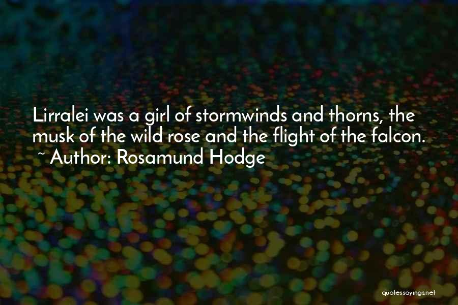 Rosamund Hodge Quotes 402542