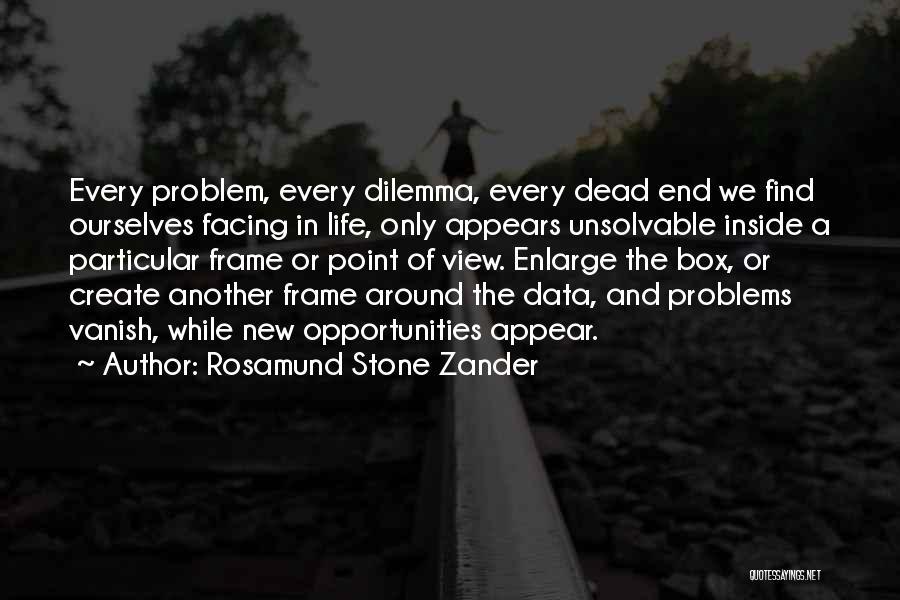 Rosamund Stone Zander Quotes 1193759