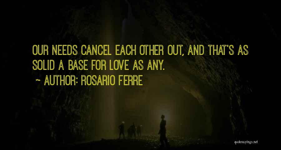 Rosario Ferre Quotes 1172427