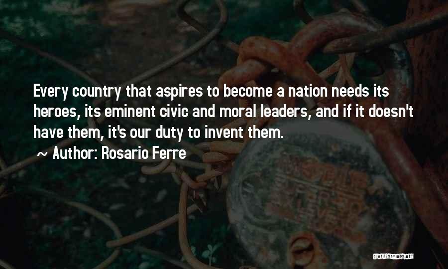 Rosario Ferre Quotes 145852