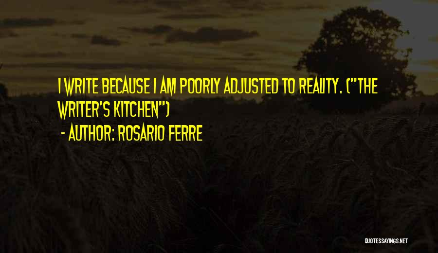 Rosario Ferre Quotes 822695