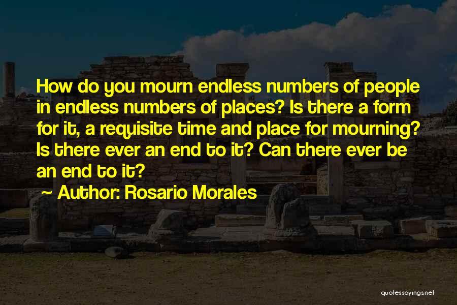 Rosario Morales Quotes 1696427