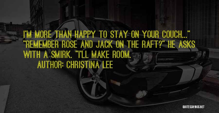 Rose And Jack Quotes By Christina Lee