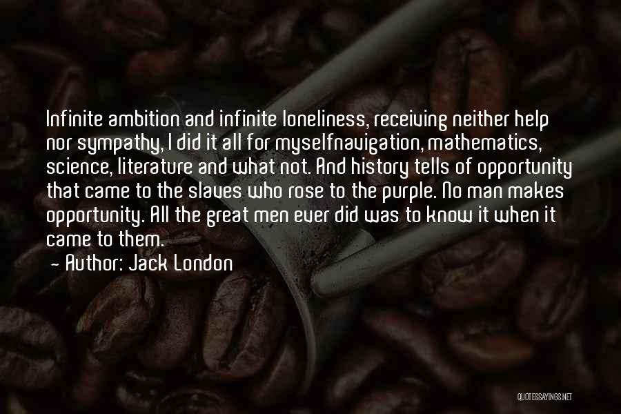 Rose And Jack Quotes By Jack London