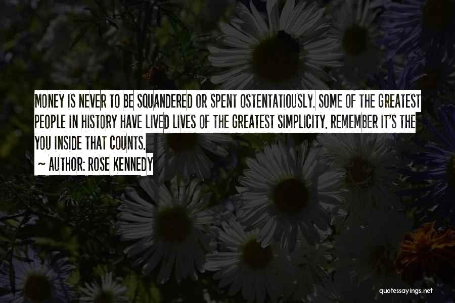 Rose Kennedy Quotes 1754545