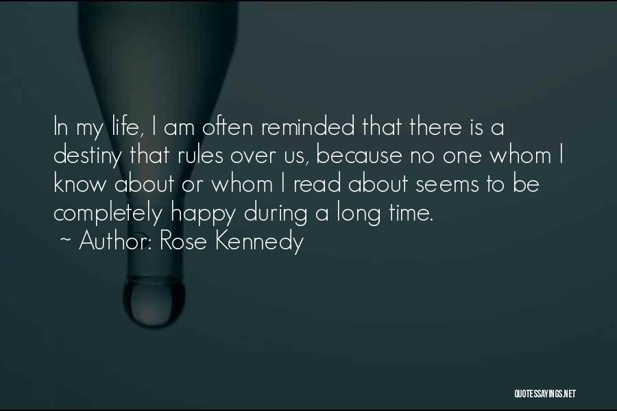 Rose Kennedy Quotes 895681