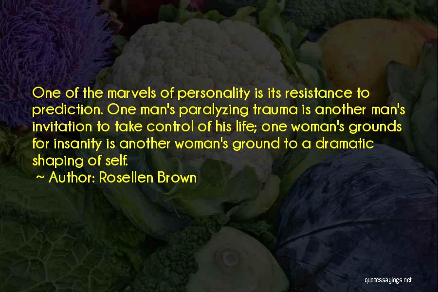 Rosellen Brown Quotes 796308