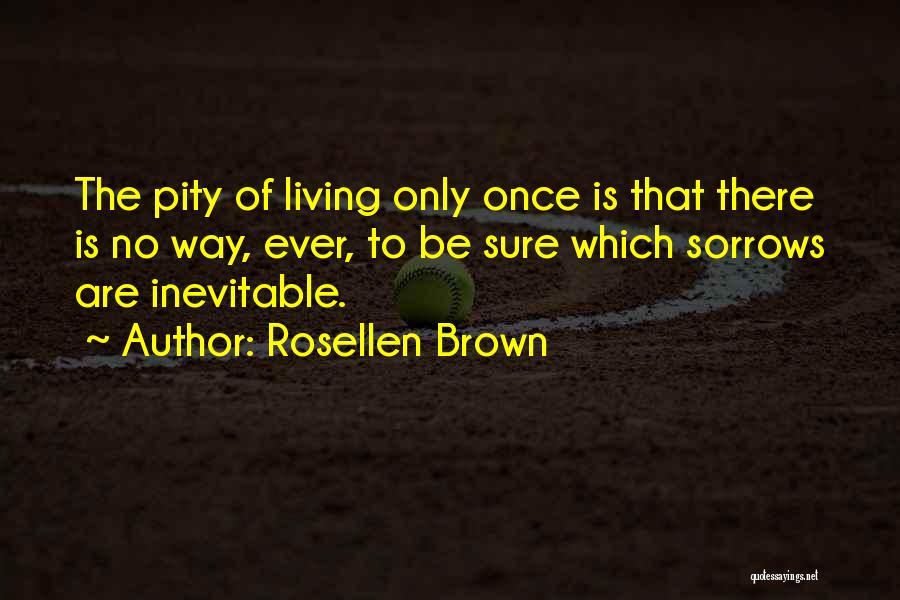 Rosellen Brown Quotes 844540