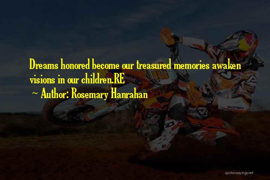 Rosemary Hanrahan Quotes 526353