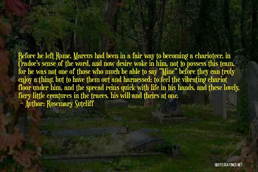 Rosemary Sutcliff Quotes 1328745