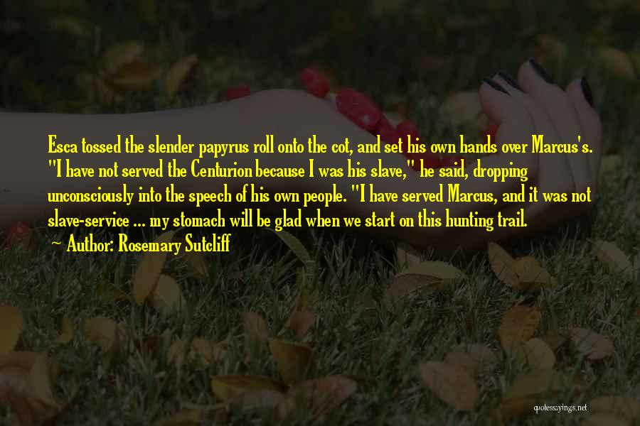 Rosemary Sutcliff Quotes 2066057