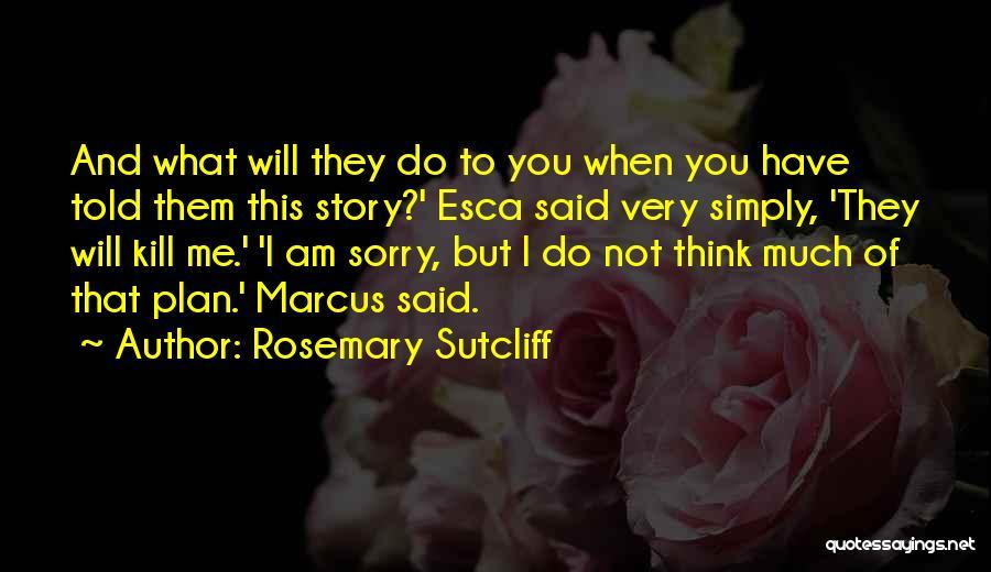 Rosemary Sutcliff Quotes 2229253
