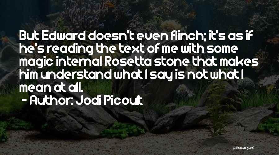 Rosetta Stone Quotes By Jodi Picoult