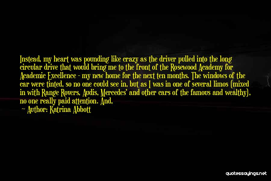 Rosewood Quotes By Katrina Abbott
