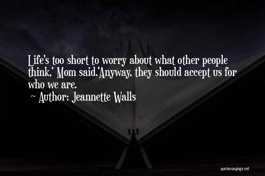 Rosie Hw Quotes By Jeannette Walls