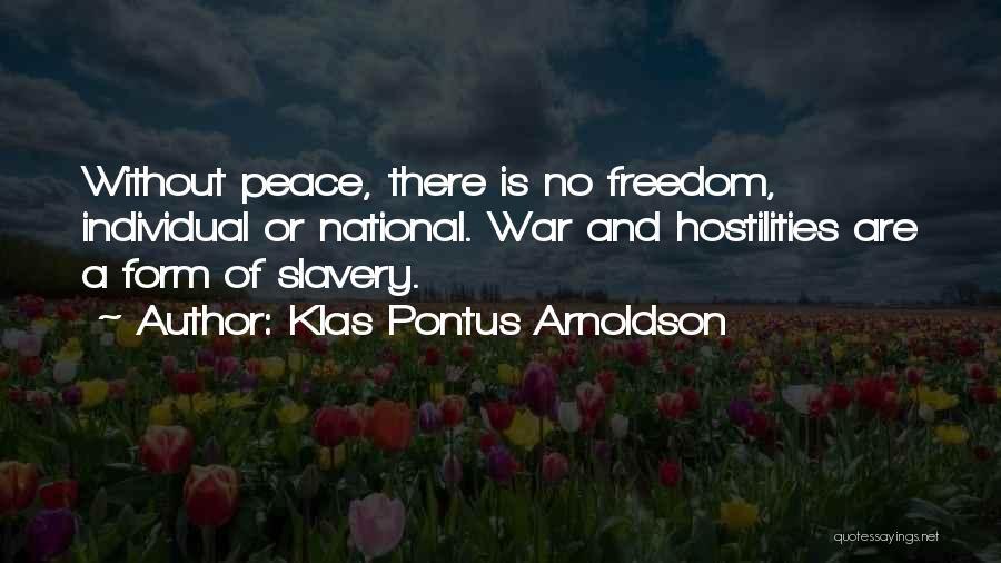 Rosie Hw Quotes By Klas Pontus Arnoldson
