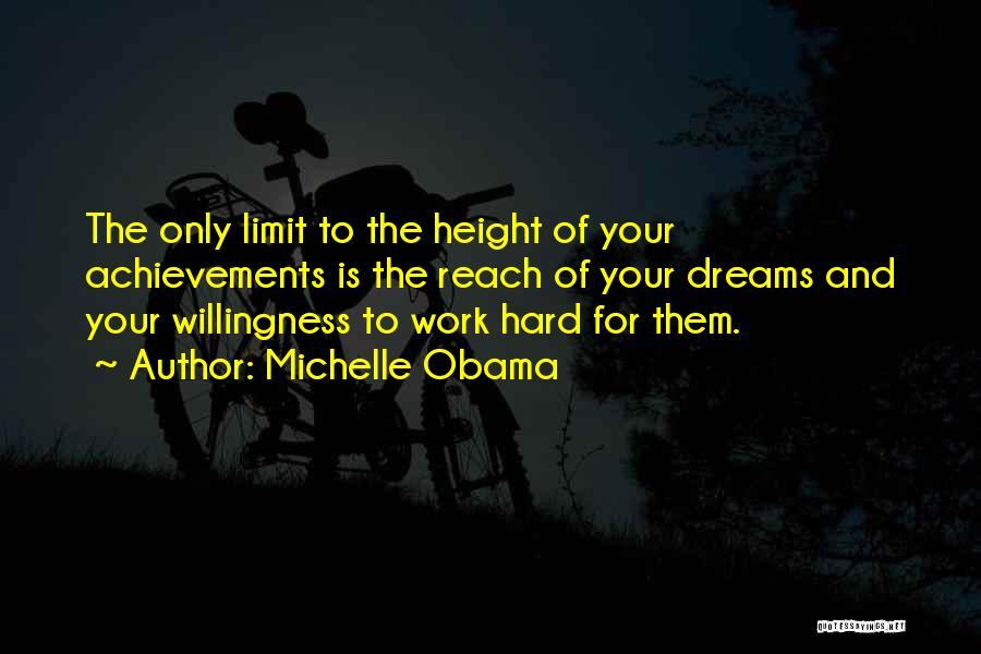 Rosie Hw Quotes By Michelle Obama