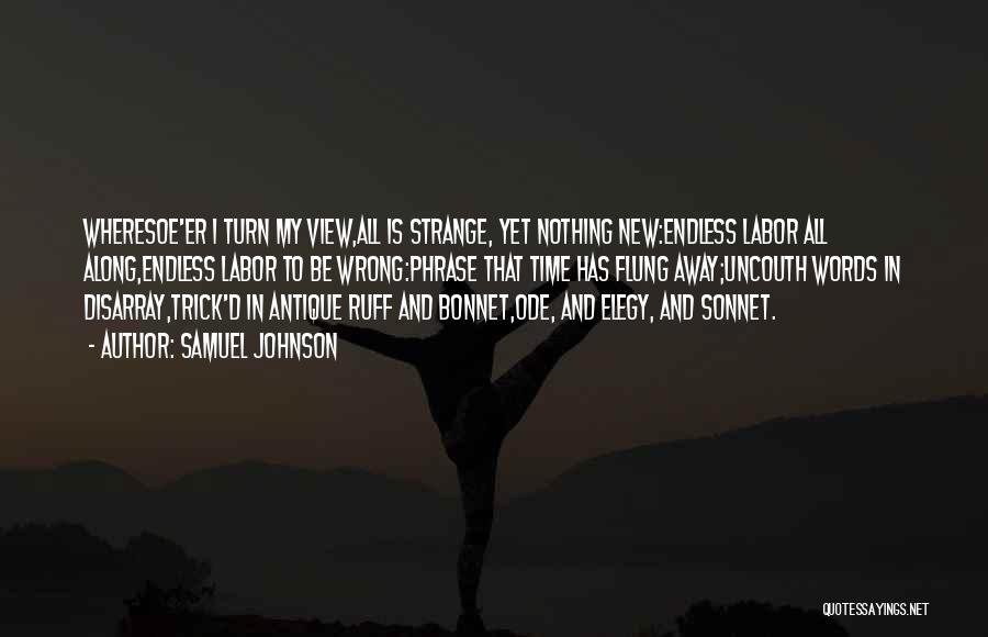 Rosie Hw Quotes By Samuel Johnson