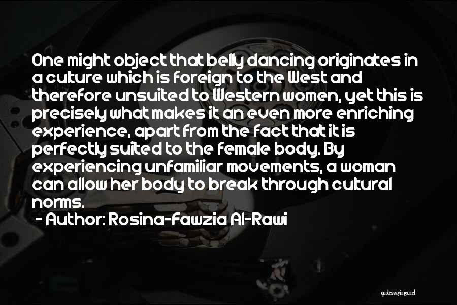 Rosina-Fawzia Al-Rawi Quotes 2000045