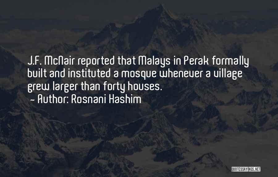 Rosnani Hashim Quotes 2057965
