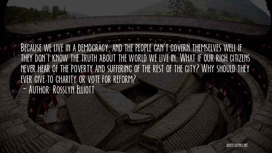 Rosslyn Elliott Quotes 1300851