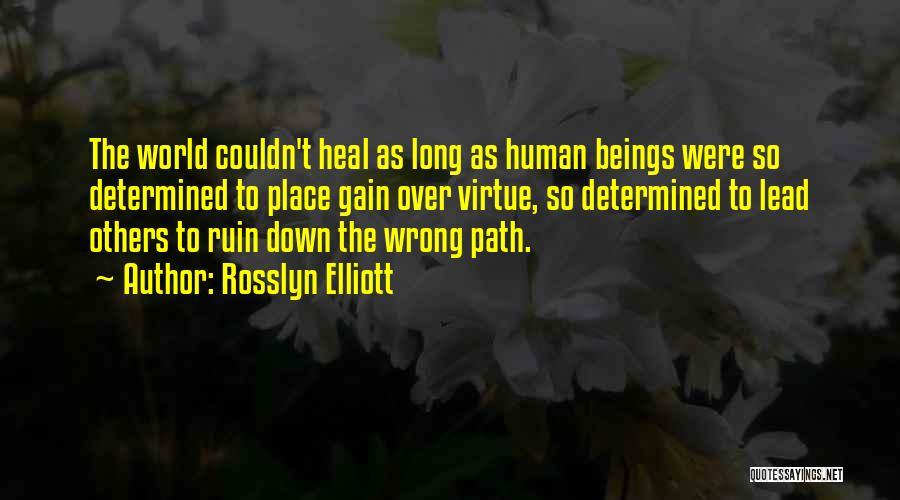 Rosslyn Elliott Quotes 1743880