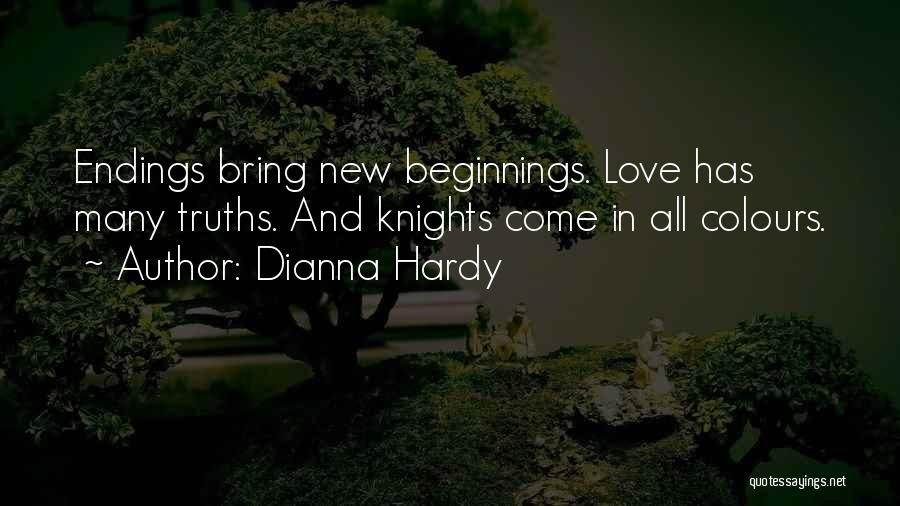 Rough Diamonds Quotes By Dianna Hardy