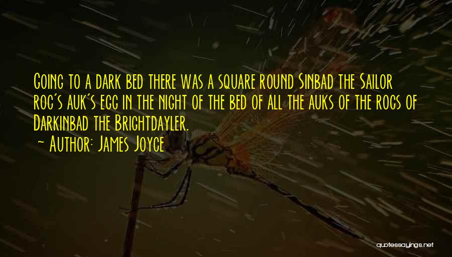 Round Square Quotes By James Joyce