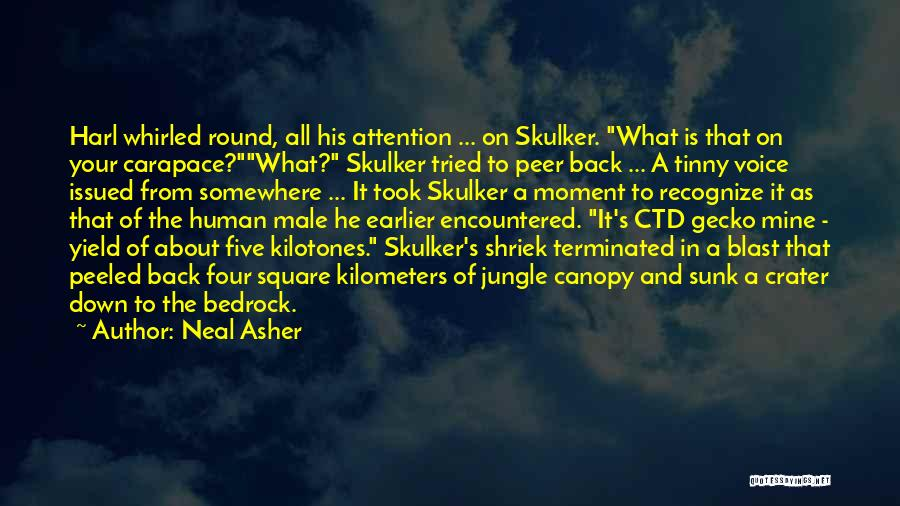 Round Square Quotes By Neal Asher
