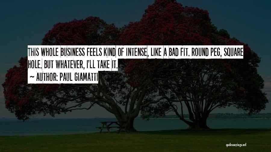 Round Square Quotes By Paul Giamatti