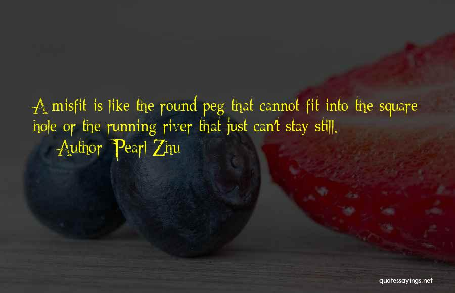 Round Square Quotes By Pearl Zhu