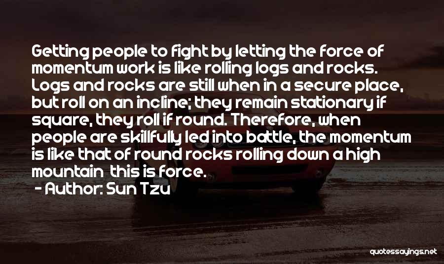 Round Square Quotes By Sun Tzu