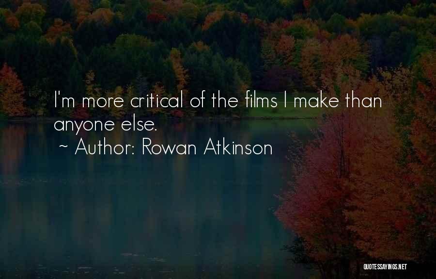 Rowan Atkinson Quotes 1235726