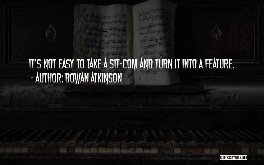 Rowan Atkinson Quotes 1370868