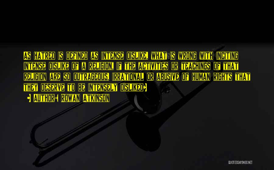 Rowan Atkinson Quotes 1848971