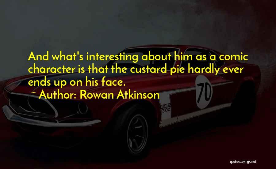Rowan Atkinson Quotes 2133619
