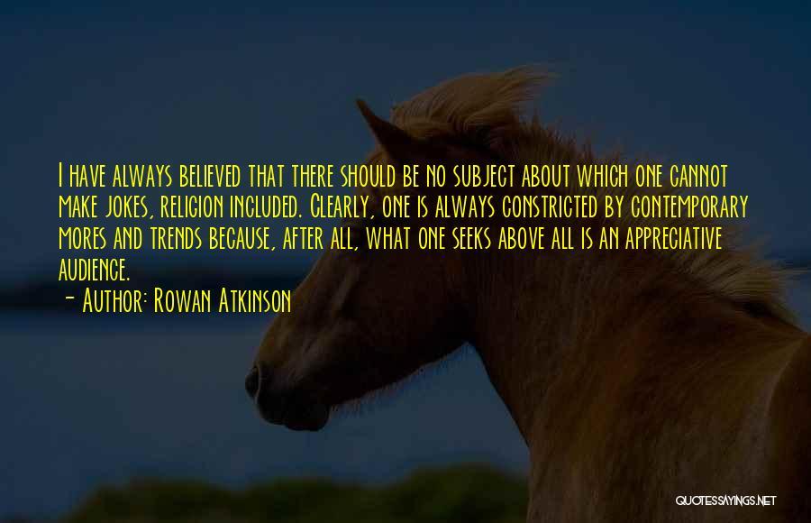 Rowan Atkinson Quotes 2158599