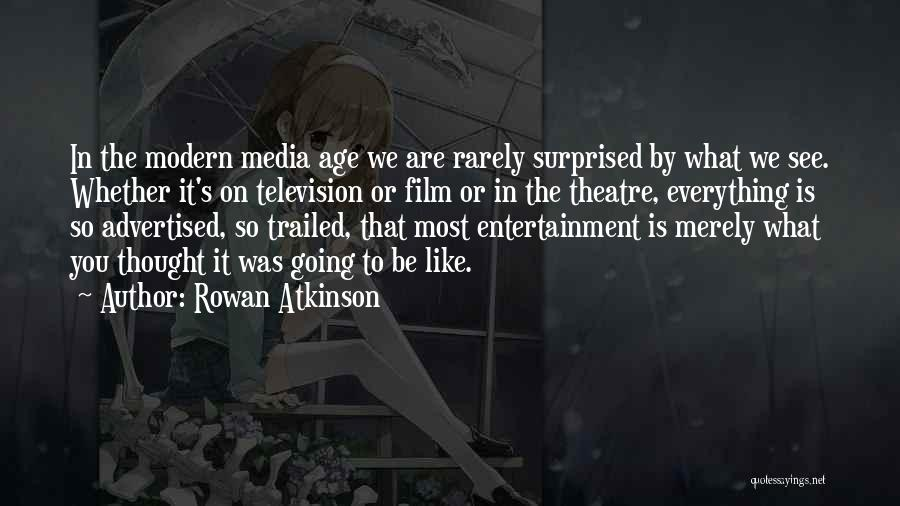 Rowan Atkinson Quotes 355820