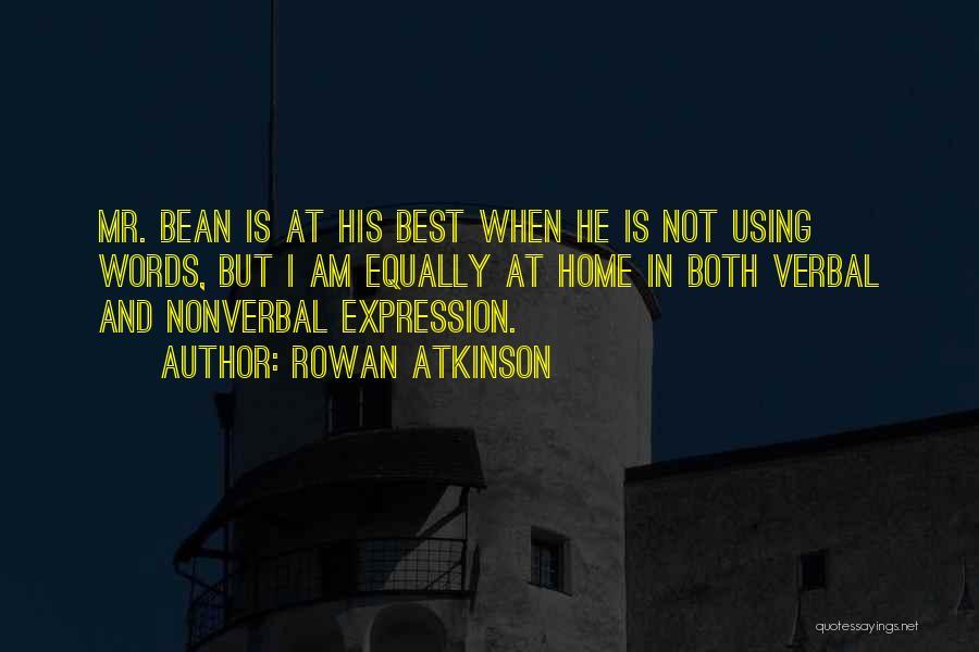 Rowan Atkinson Quotes 386485