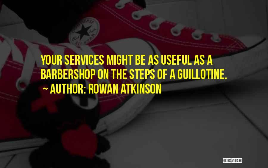 Rowan Atkinson Quotes 554097