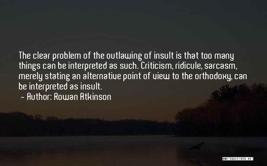 Rowan Atkinson Quotes 852788