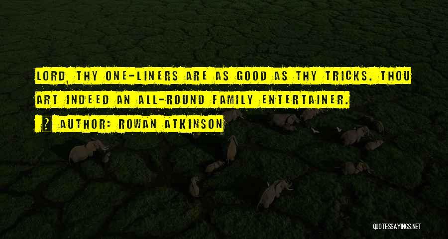 Rowan Atkinson Quotes 935411