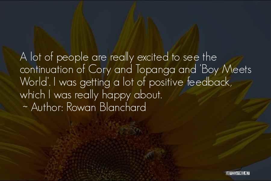 Rowan Blanchard Quotes 1983207
