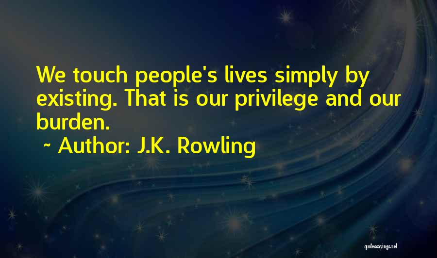 Rowling's Quotes By J.K. Rowling