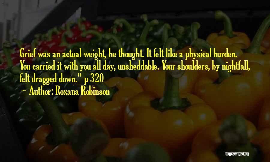 Roxana Robinson Quotes 144568