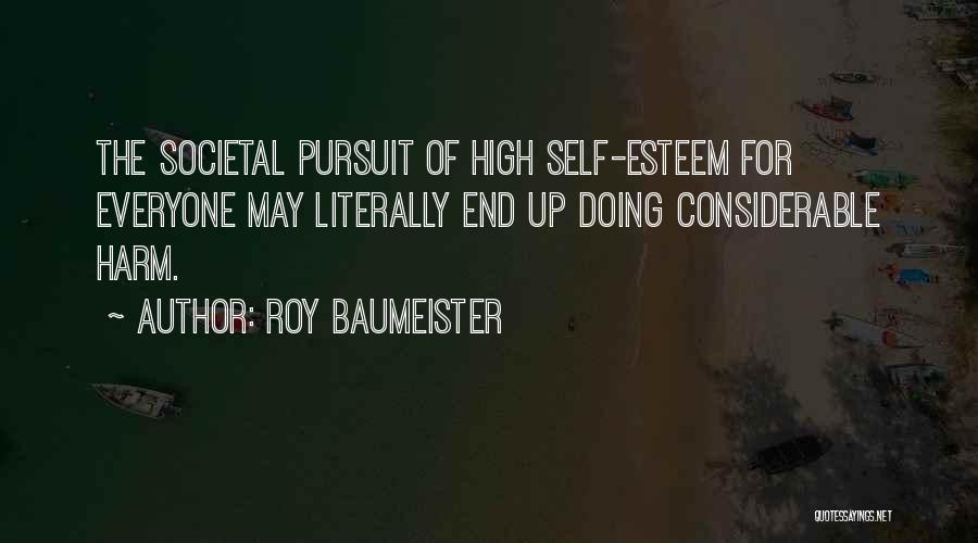 Roy Baumeister Quotes 1416451