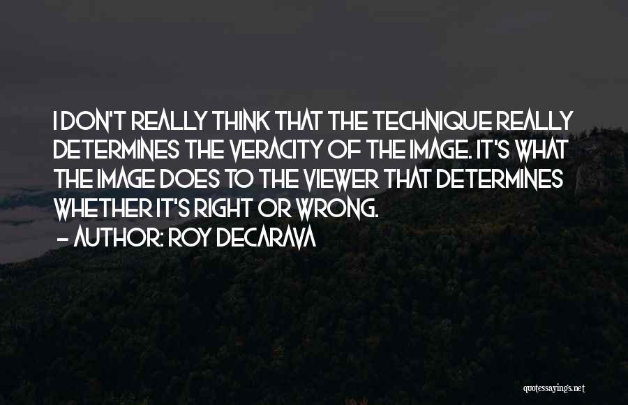 Roy DeCarava Quotes 1290867