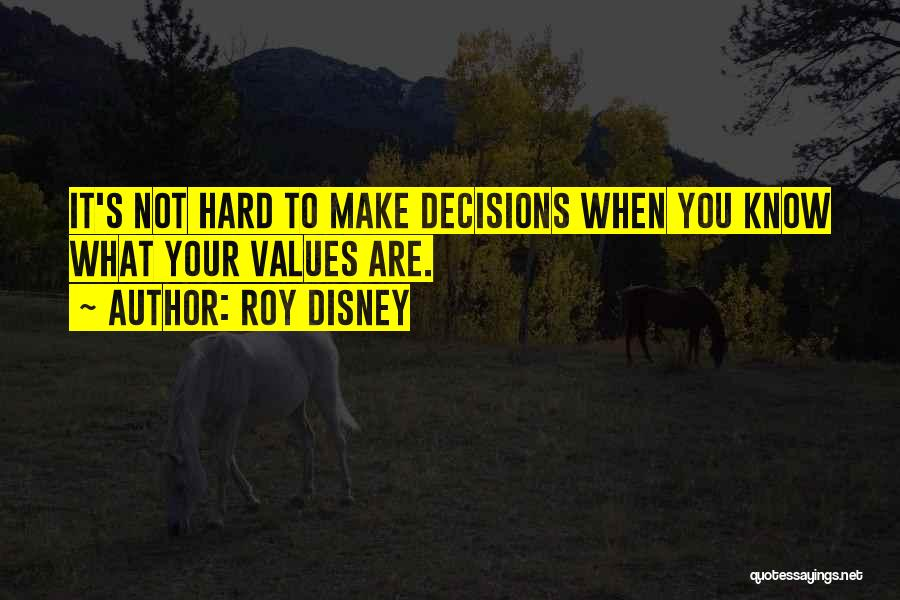 Roy Disney Quotes 295863