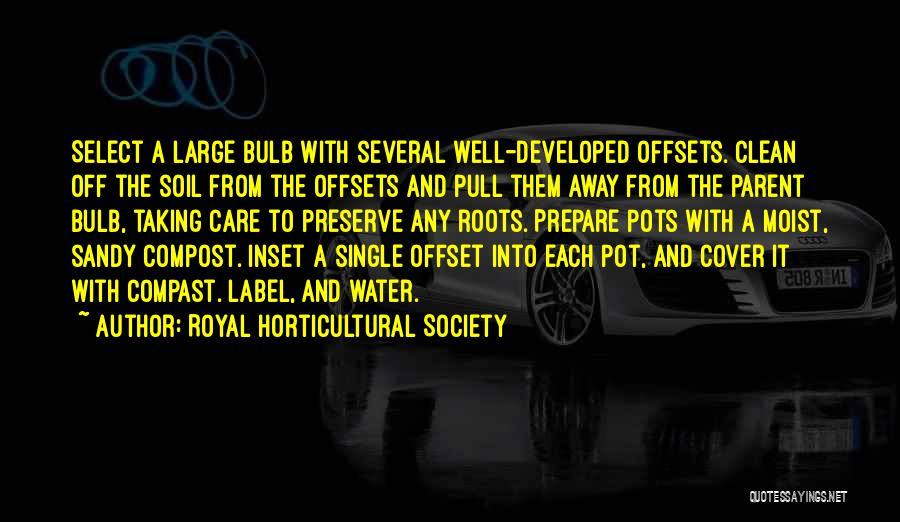 Royal Horticultural Society Quotes 751249