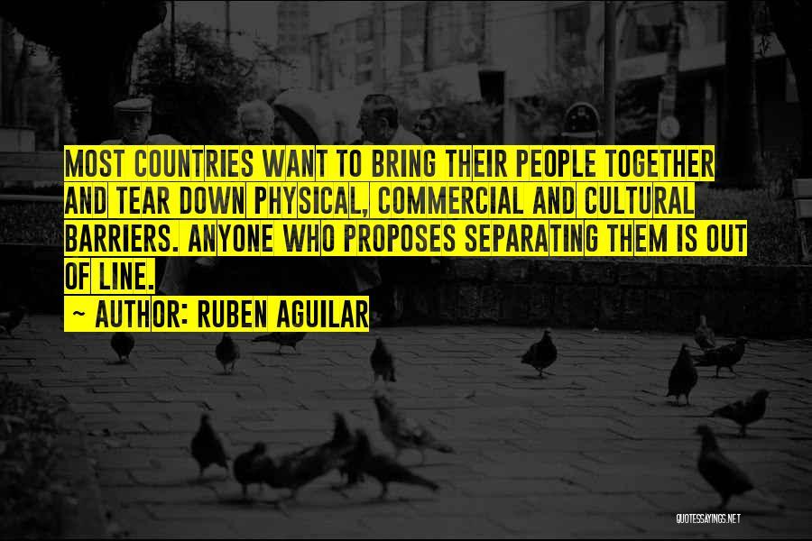 Ruben Aguilar Quotes 2229786